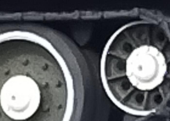 Кроп фотографії з п`ятикратним цифровим зумом