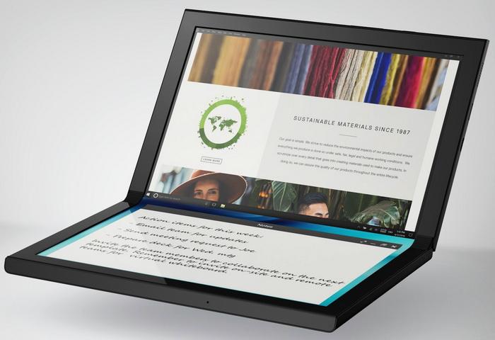 Dell Concept Ori з гнучким екраном