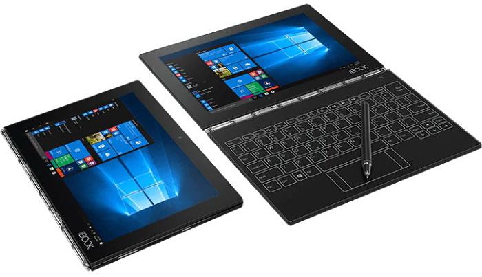 Перший ноутбук з двома екранами з'явився ще 3 роки тому