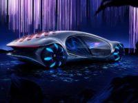 Футуристичне авто від Mercedes-Benz та Джеймса Камерона