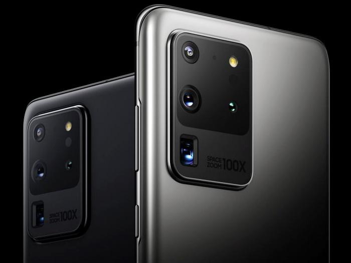 Новий флагман Galaxy S20 Ultra обладнаний системою з чотирьох фотомодулів