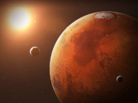 Цікаві природні явища на Марсі та їх наслідки