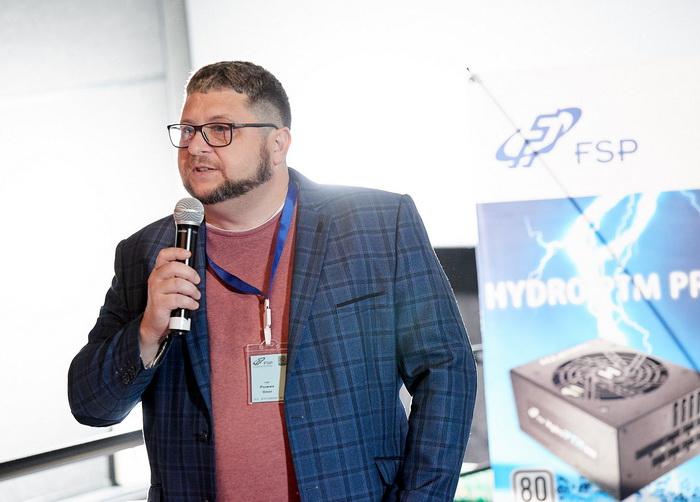 Олег Рижих, директор з продажів продукції FSP в Україні та СНД